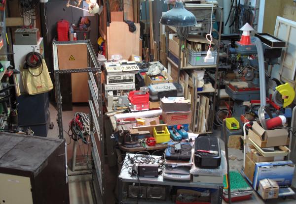 Atelier Romainville Reorganisation