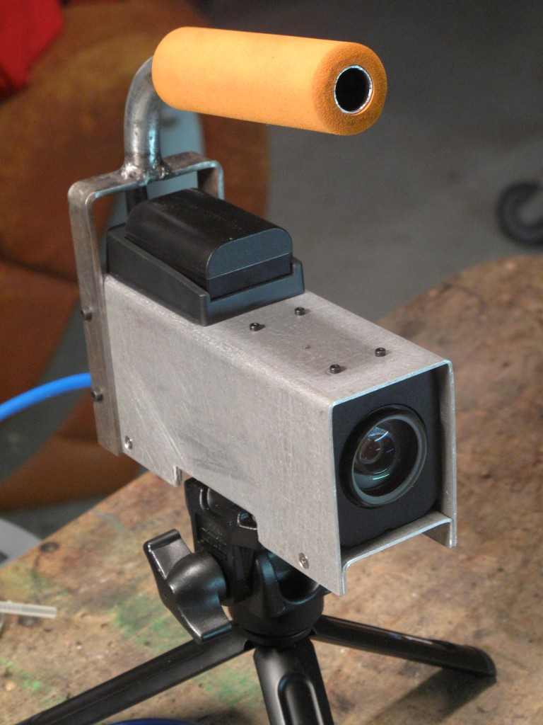 Portable autonomous camera